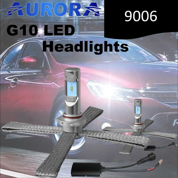 Aurora G10 Z3 Series LED Headlight - 9006 - LED Headlight Bulbs