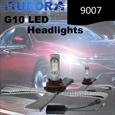 Aurora G10 Z3 Series LED Headlight - 9007 - LED Headlight Bulbs