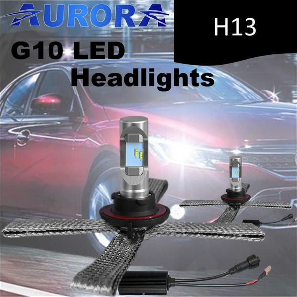 Aurora G10 Z3 Series LED Headlight Bulbs - H13 - LED Headlight Bulbs