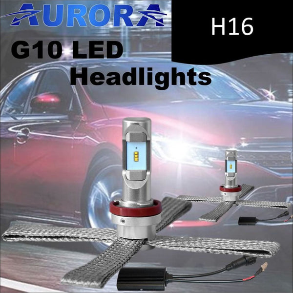 Aurora G10 Z3 Series LED Headlight - H16 - LED Headlight Bulbs