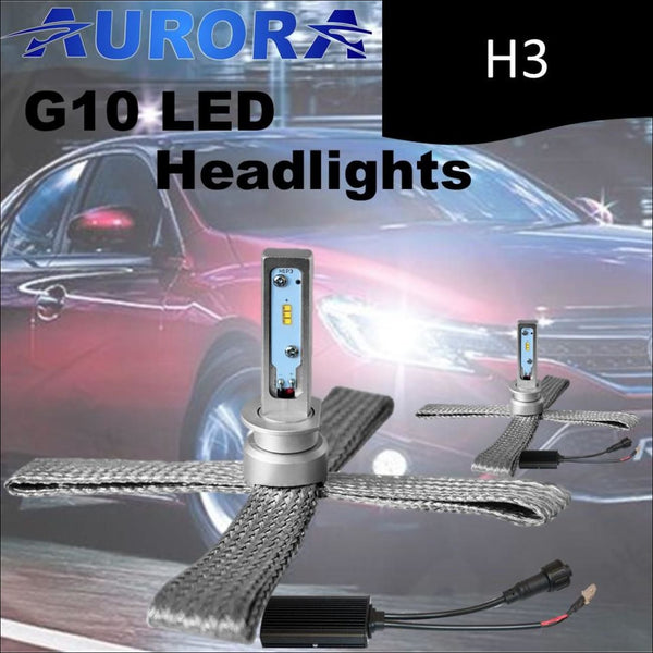 Aurora G10 Z3 Series LED Headlight Bulbs - H3 - LED Headlight Bulbs