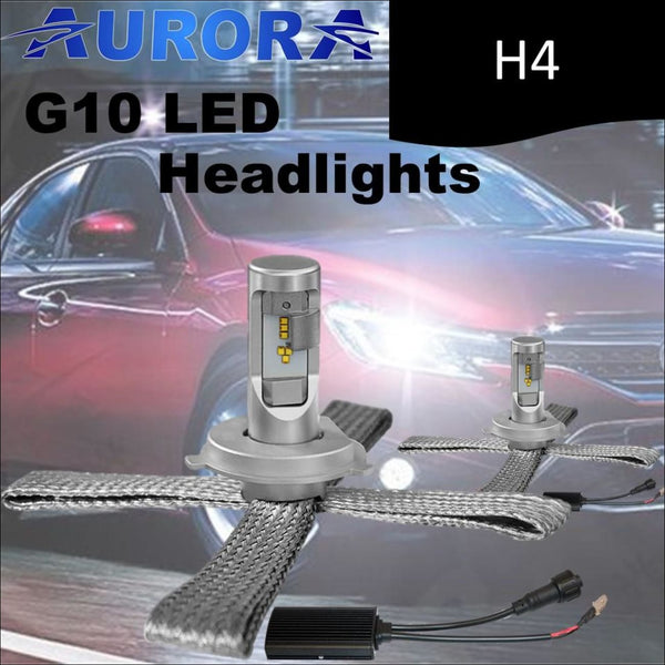 Aurora G10 Z3 Series LED Headlight - H4 - LED Headlight Bulbs
