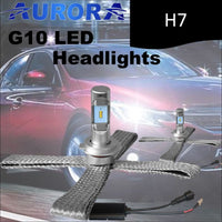 Aurora G10 Z3 Series LED Headlight - H7 - LED Headlight Bulbs