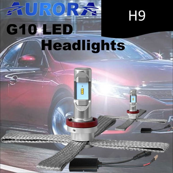 Aurora G10 Z3 Series LED Headlight - H9 - LED Headlight Bulbs