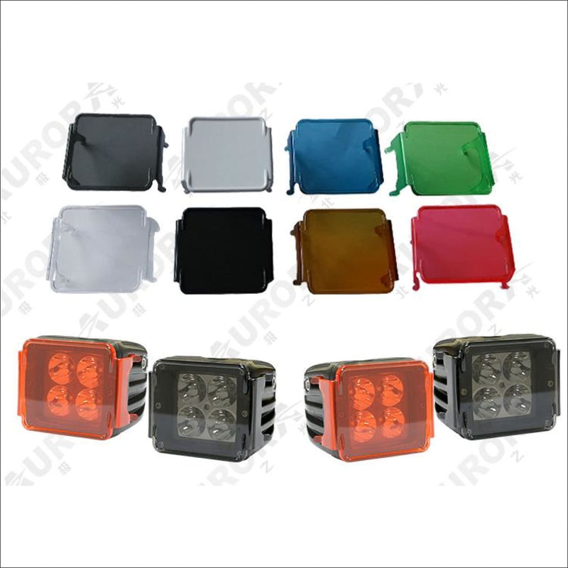 Aurora LED Cube Light Cover - LED Accessories - Cube Covers