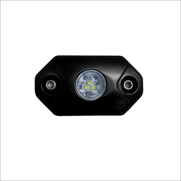 Aurora Single Multipurpose LED Rock Light - White Beam - LED Rock Light