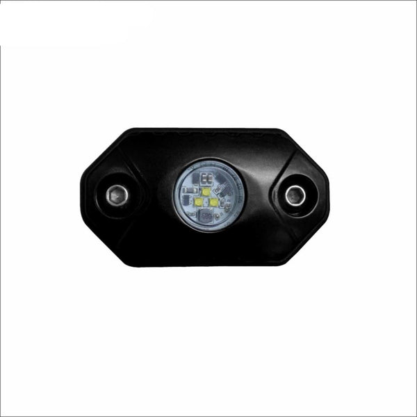 Aurora Single Multipurpose LED Rock Light - RGB Multi Color Beam - LED Rock Light