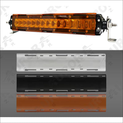 Aurora Single Row LED Light Bar Covers - LED Accessories - Light Bar Cover