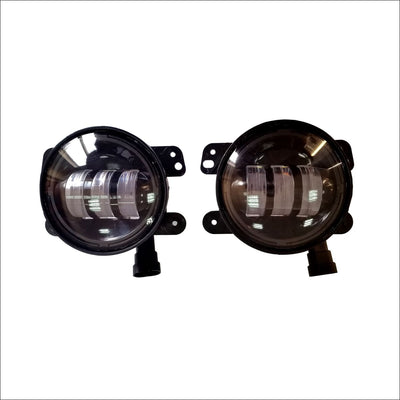 Aurora Talon Jeep Wrangler JK Off Road LED Fog Light Kit - 2 880 Lumens - Fog Lights
