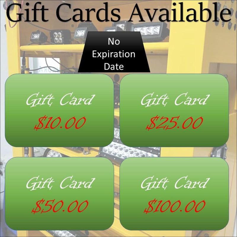 Gift Cards - Gift Card