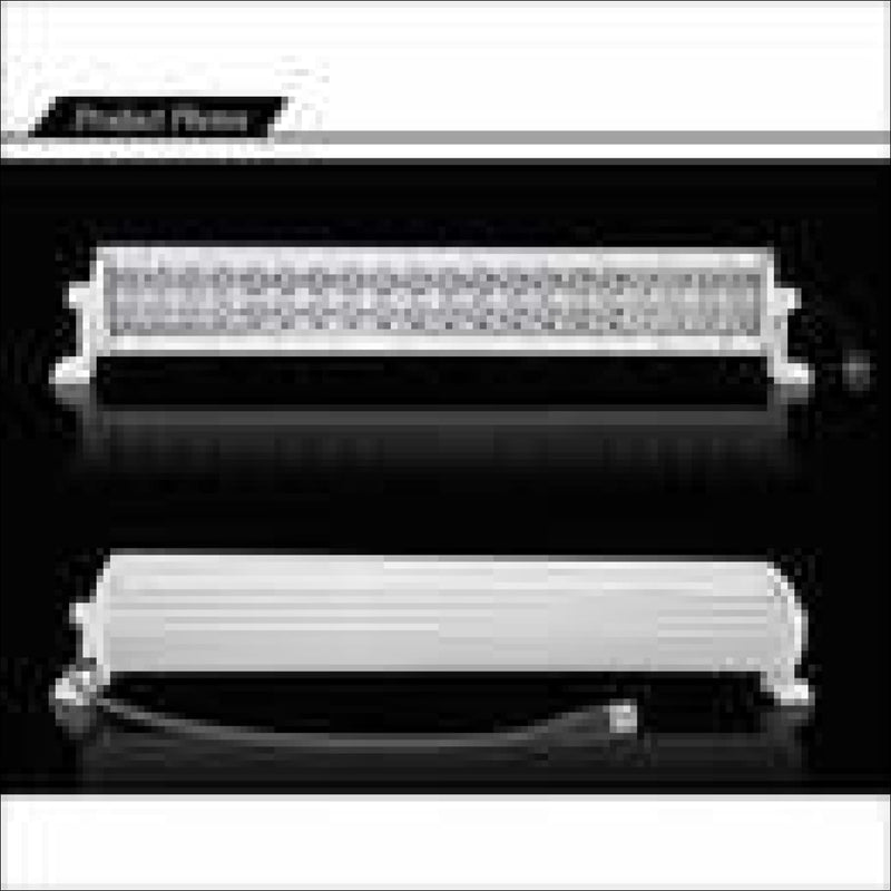 Jeep Wrangler JK 2007-2017 50 Inch White Light Bar Kit