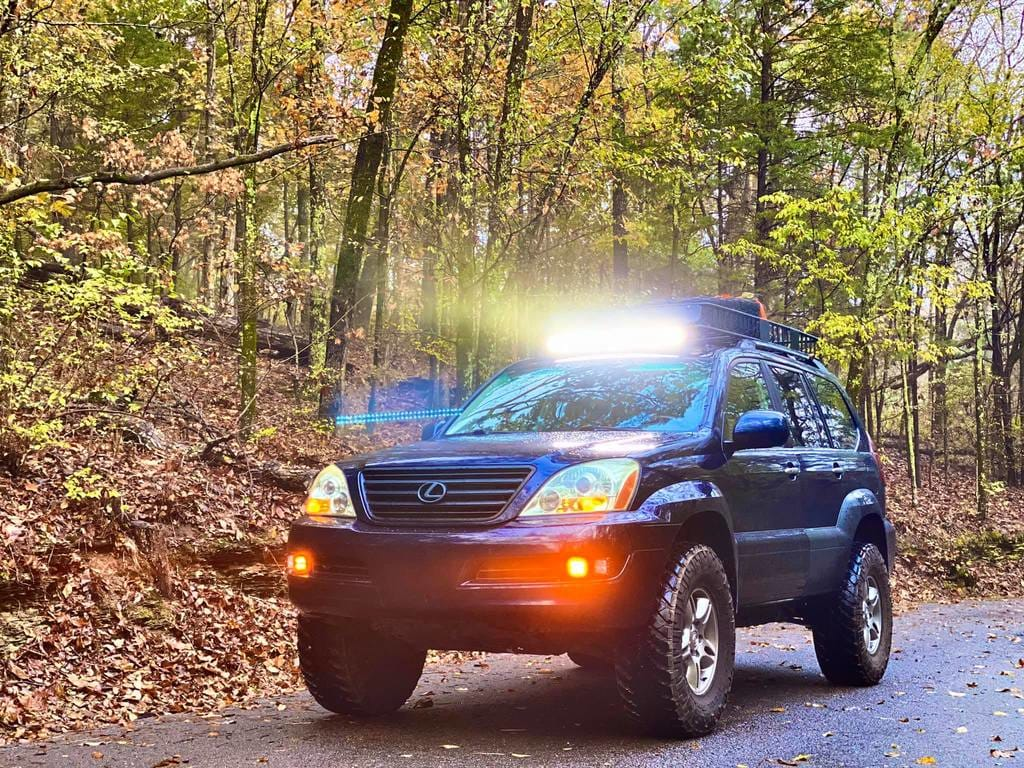 Aurora-lights-bars-lexus-gx470-led-light-bars