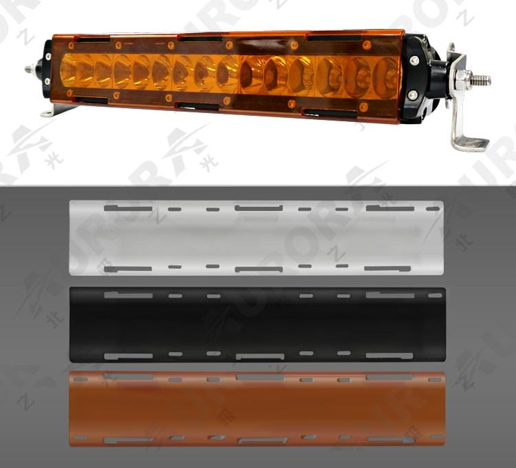 aurora amber led light bar covers