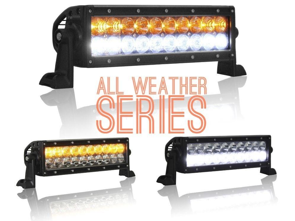 aurora all weather series led light bars