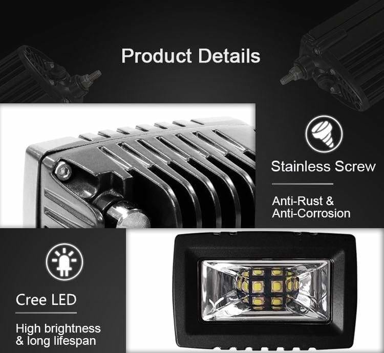 Don't hit another trail in your ATV before you install these LED Lights