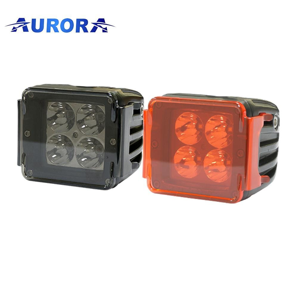 aurora amber led light covers