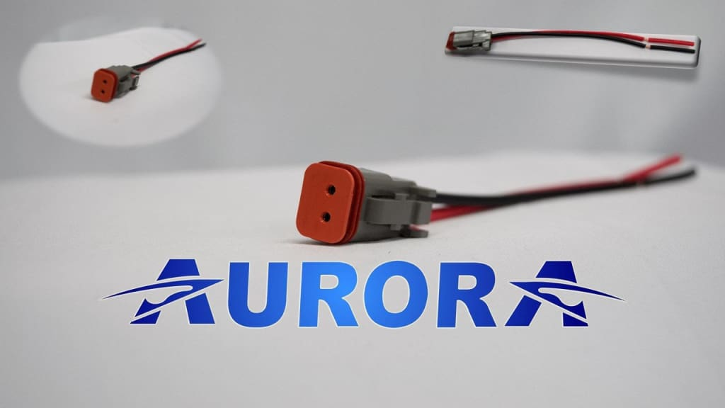 aurora deutsch connector