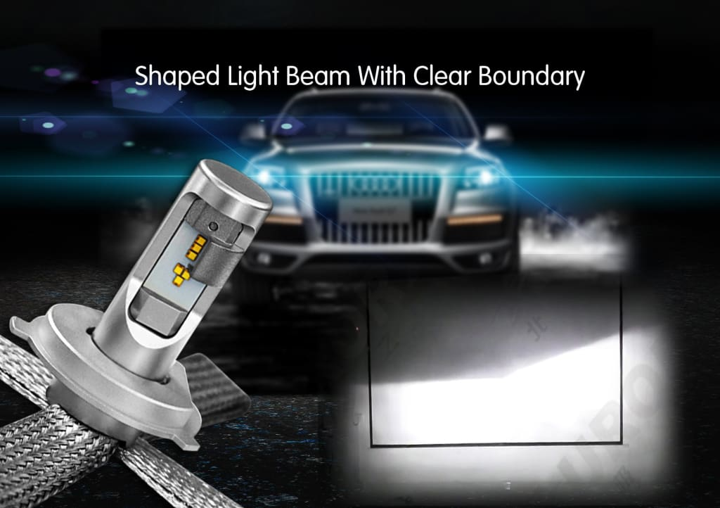 aurora led headlight