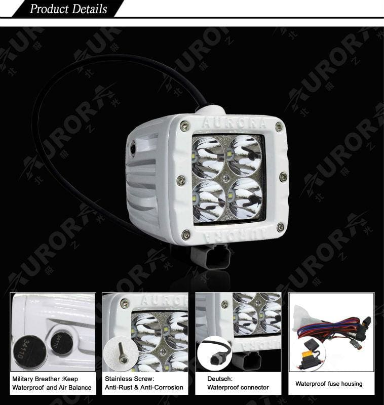 aurora led marine light