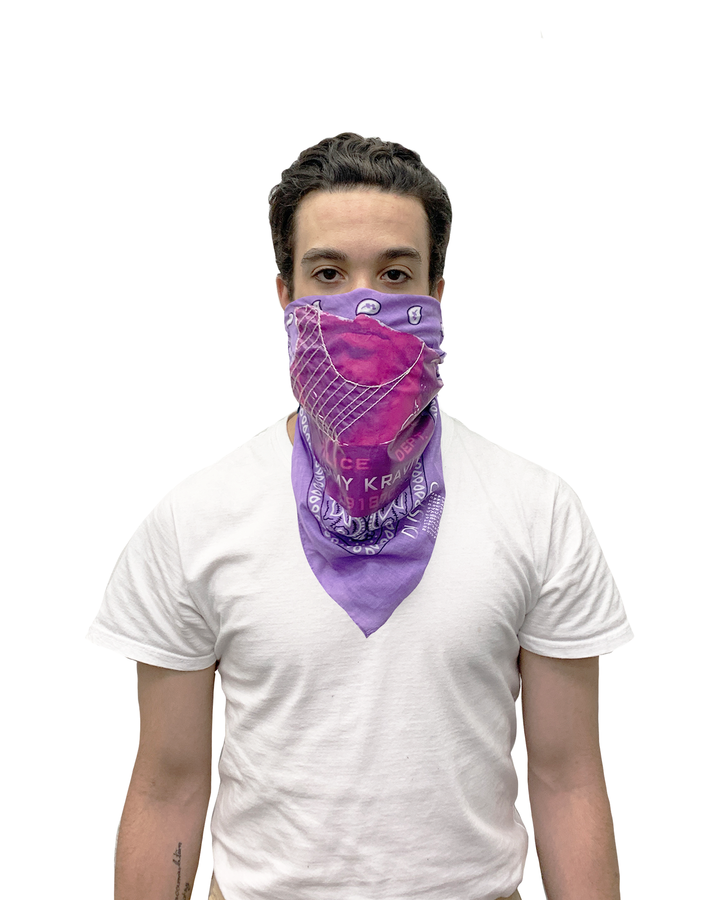 JIMMY KRAVITZ BANDANA