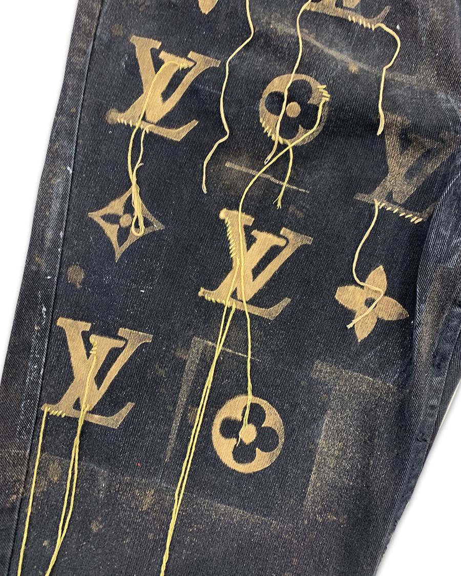 This Is Not LV Denim 101