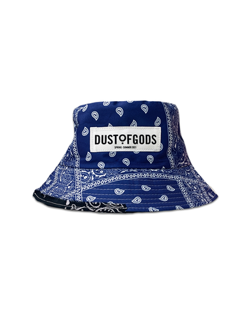 DOG Blue Bucket Hat