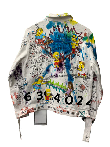 The Simps Denim Jacket