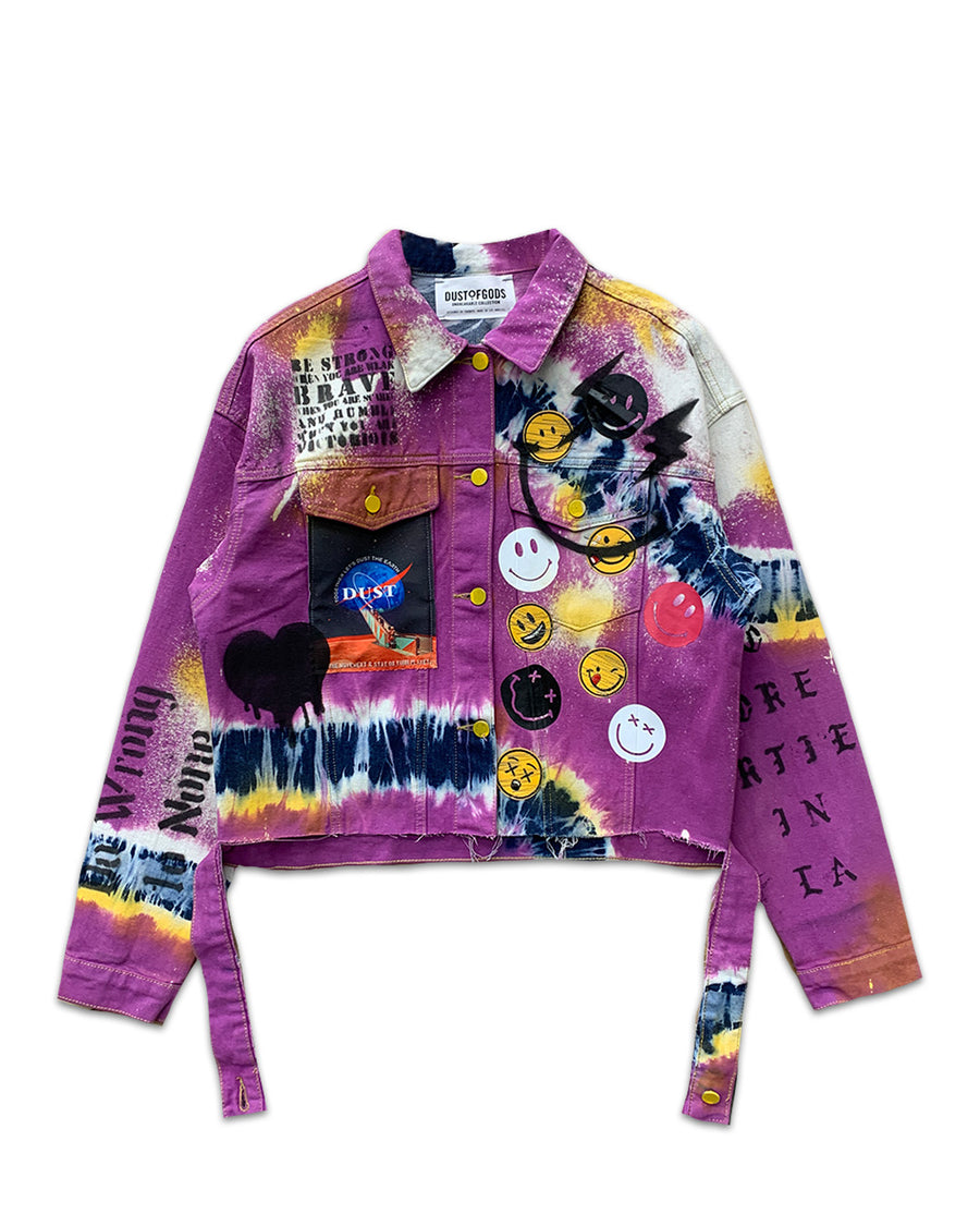 Cosmic Four Jacket