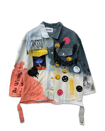 Cosmic Three Jacket