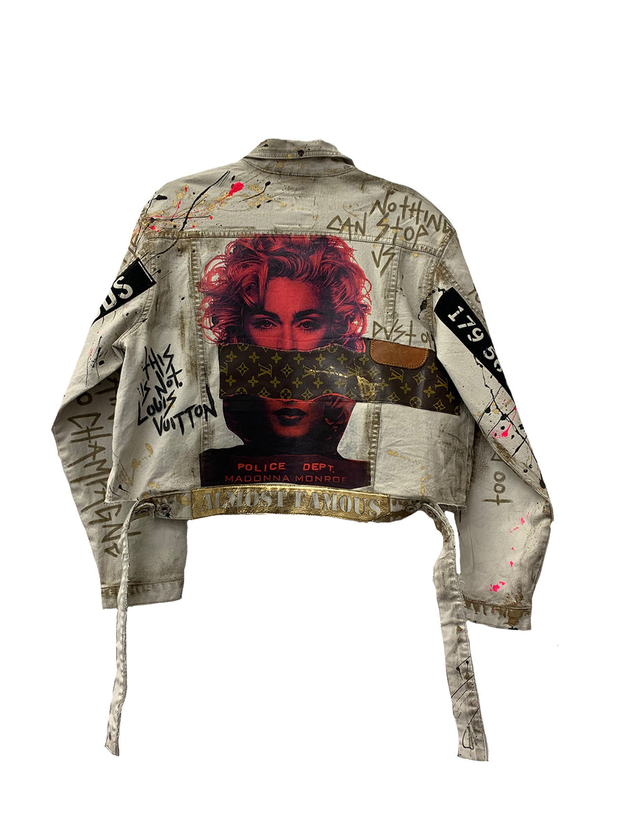 Classic This Is Not Marilyn Jacket