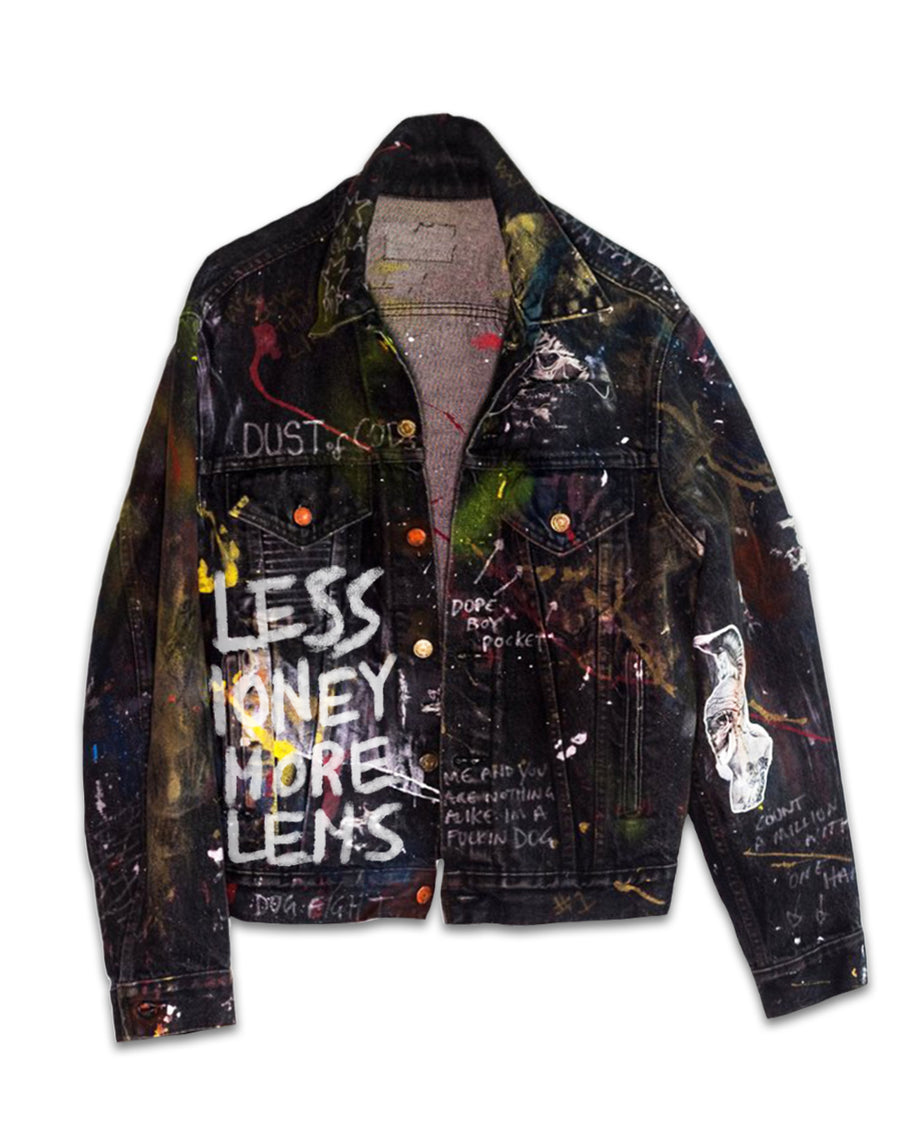 Less Money More Problems Jacket