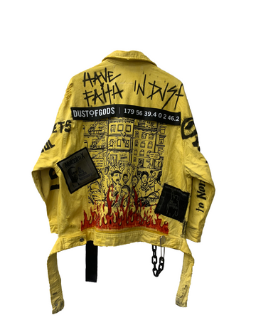 Set Your Soul On Fire Jacket