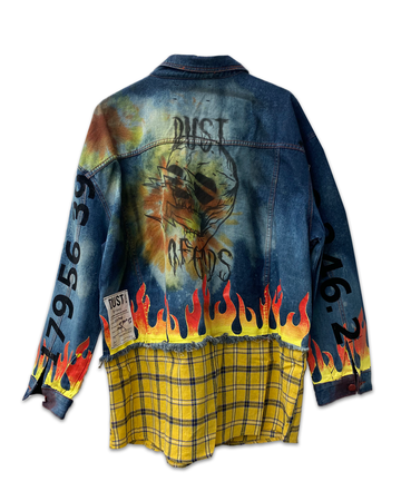 Dust On Fire Jacket