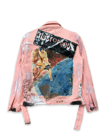Can't Be Bitter Denim Jacket