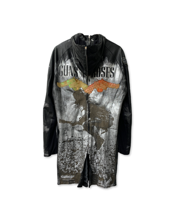 Dust n Roses Long Coat