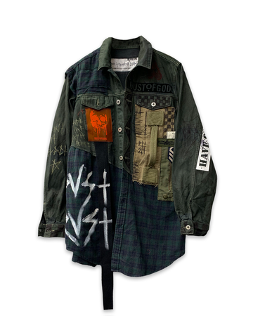 Dust to Dust Deconstructed Jacket