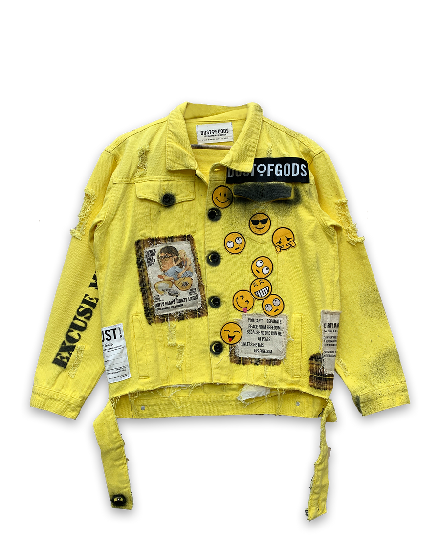 Crazy Larry Denim Jacket