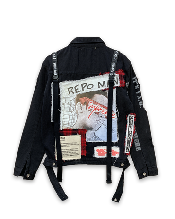 The Repo Man Denim Jacket
