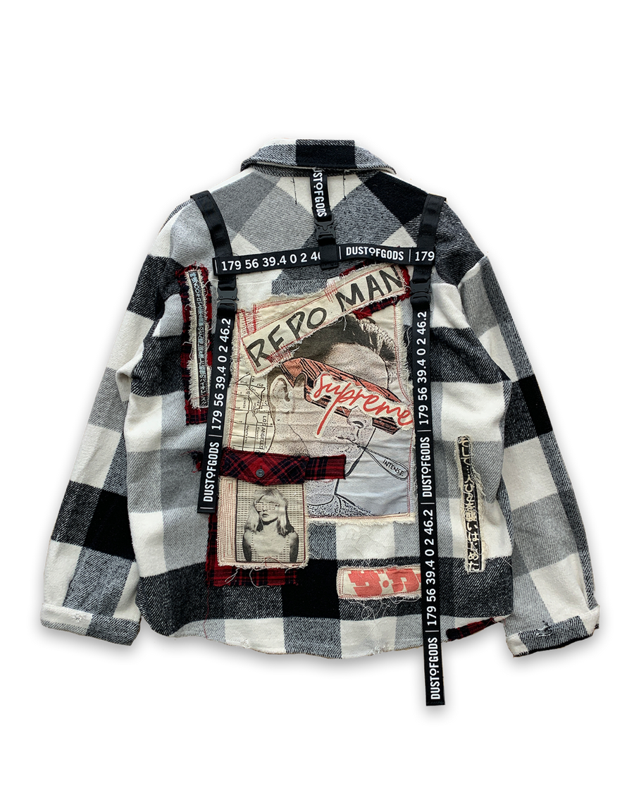 The Repo Man Flannel Jacket