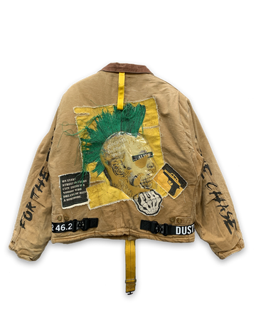 Taxi Driver Jacket