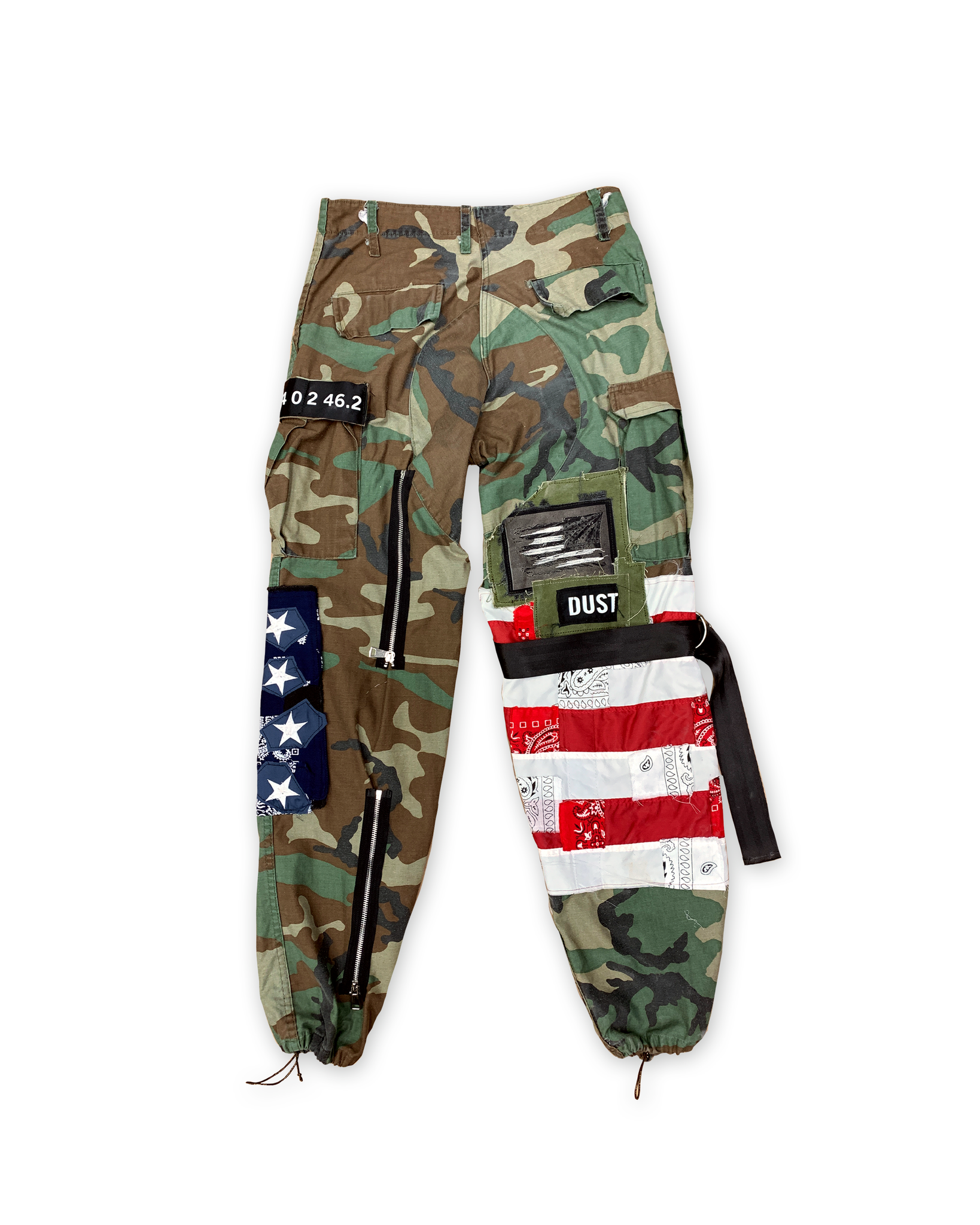 UNBREAKABLE: ALL-AMERICAN TACTICAL CAMOUFLAGE PANTS