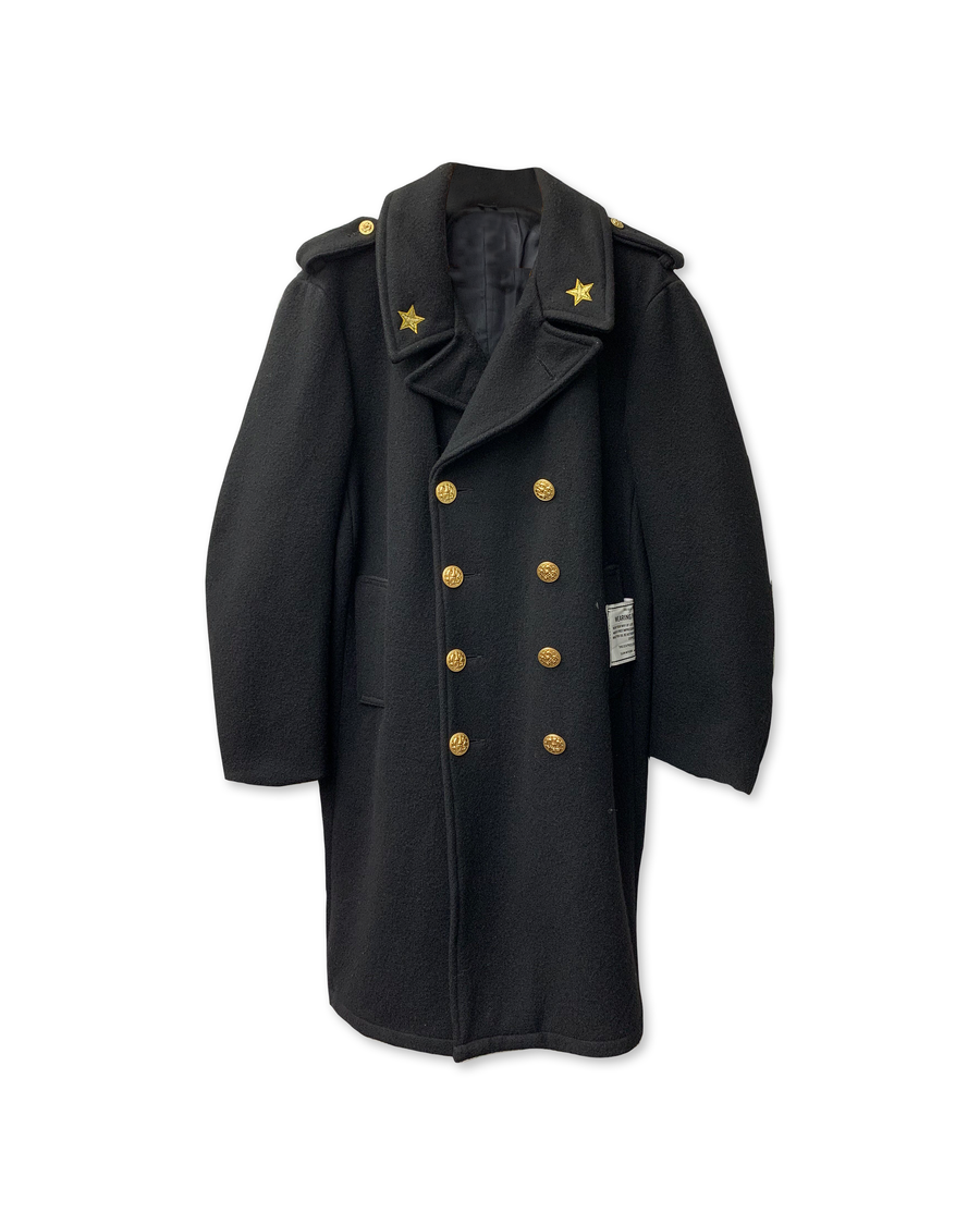 Uncle Keith Military Coat