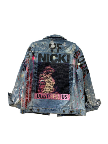 Nicki Nicki's Denim Jacket