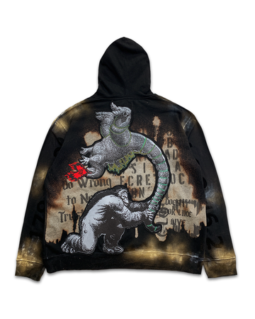 Battle of the Giants Hoodie