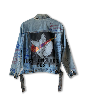 Just Dust it, Marilyn Jacket