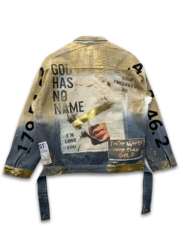 Pure Gold Denim Jacket
