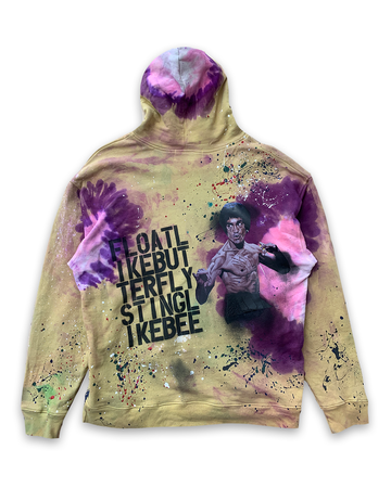 Float Like A Butterfly Hoodie