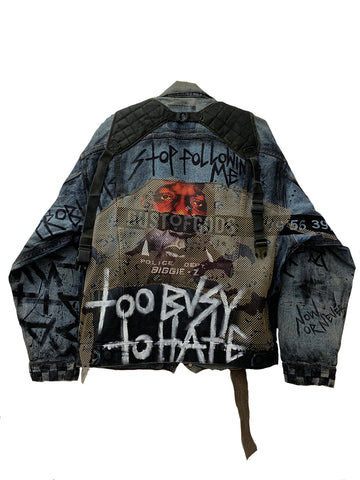 The Notorious Denim Jacket