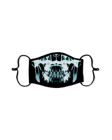 Dust of Gods Protective Blue X Ray Mask