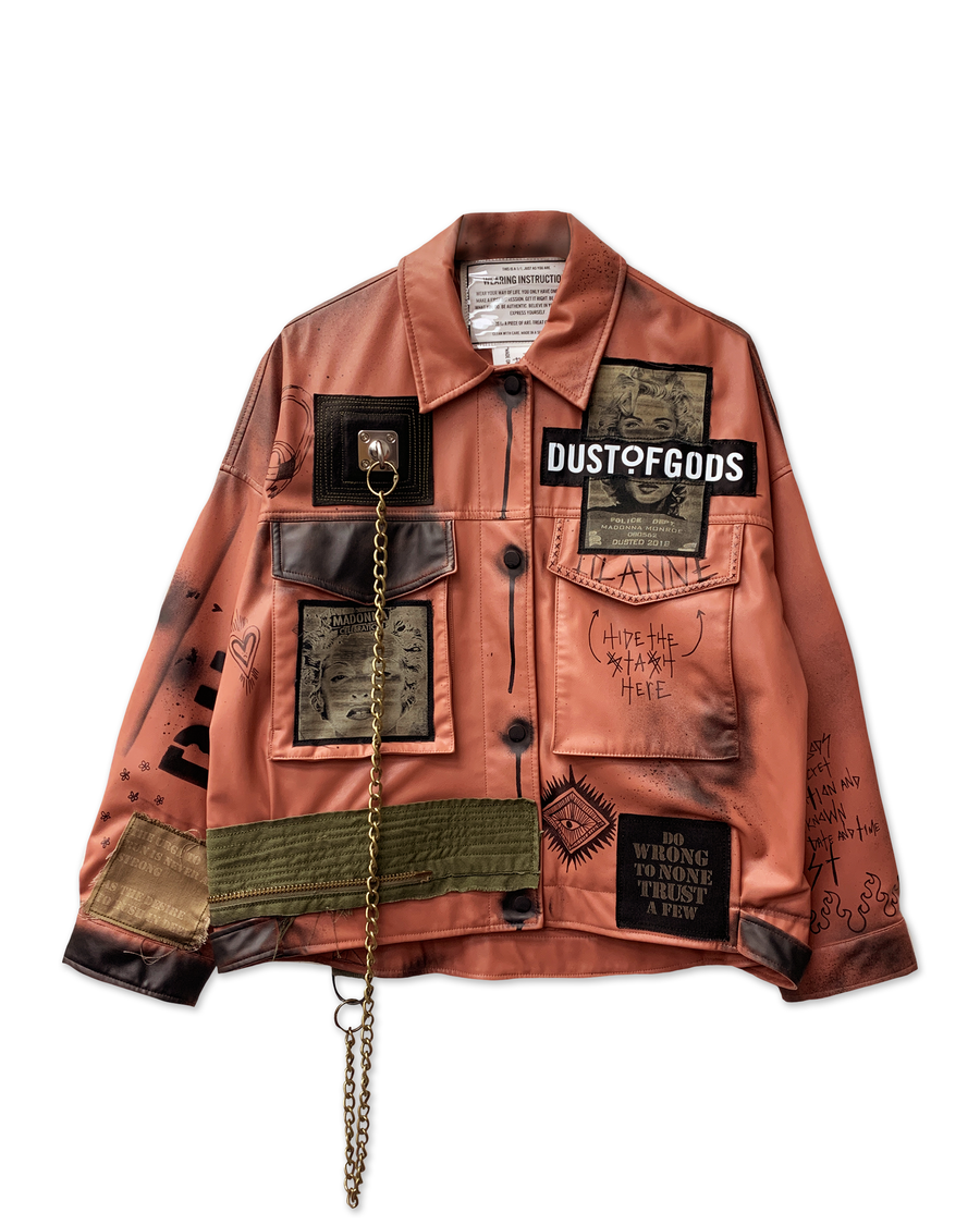 Dust of Madonna Monroe Jacket
